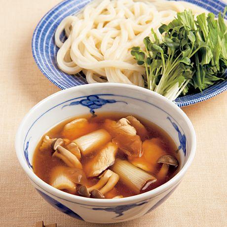 つけ麺風うどん | 伊藤朗子さんのうどんの料理レシピ | プロの簡単料理レシピはレタスクラブニュース