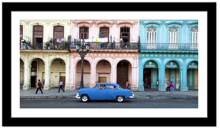 Havana - wall art F1PS967