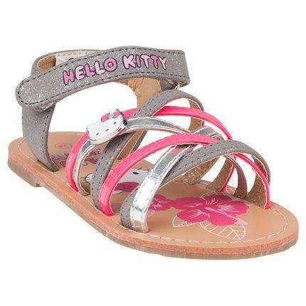 Nu-pieds pailletés Hello Kitty  Main