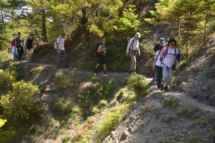 Hiking in Greece: An Alternative Tourism Form Just Waiting to be Developed.