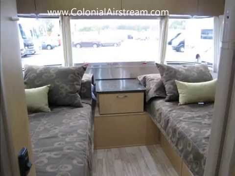2014 Airstream Flying Cloud 25A Twin Bed Travel Trailer for Camping RV - YouTube