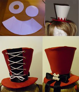 Harley Quinn - Top Hat