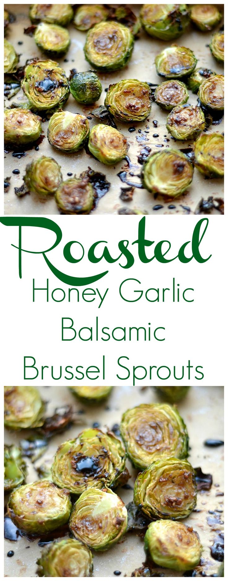 The tastiest and most simple way to enjoy your Brussel Sprouts!