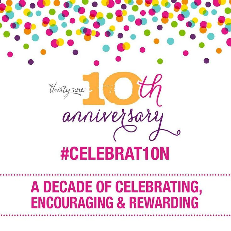 happy 10 year work anniversary - Free Large Images
