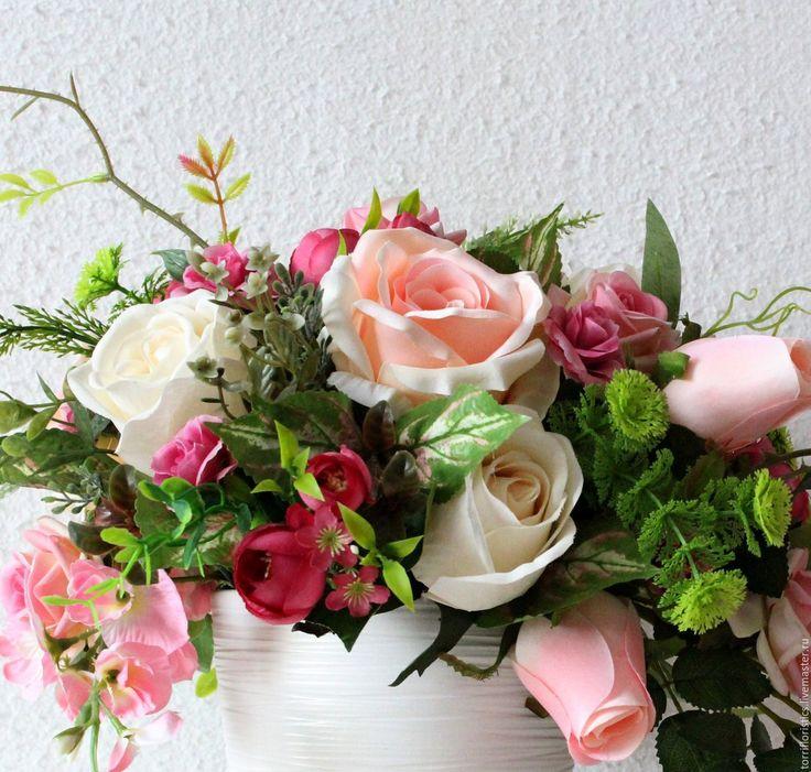 Изготовить цветы на заказ купить розы дёшево пермь
