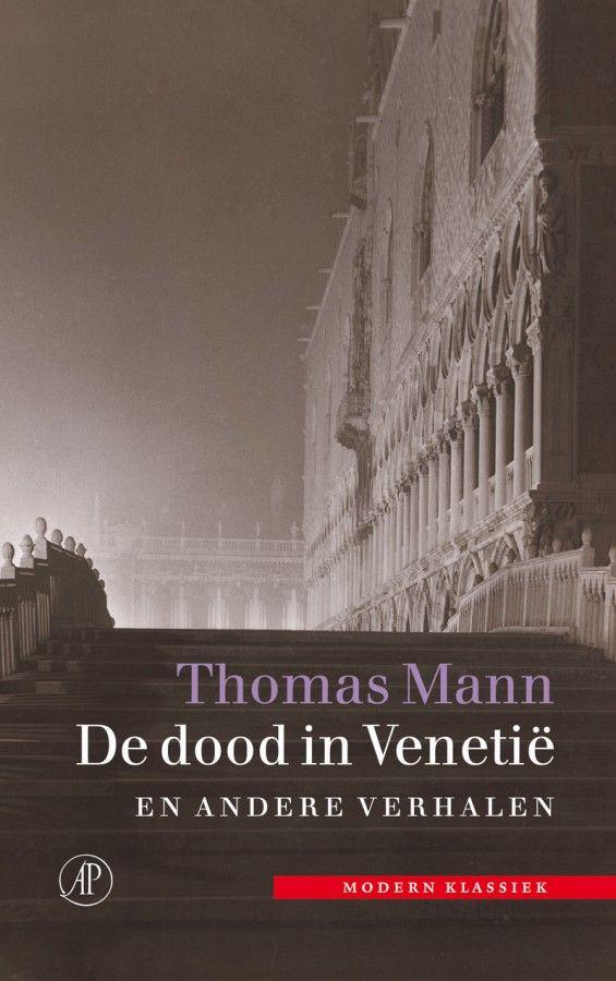 15/2017 Dood in Venetië - Thomas Mann - Duitsland