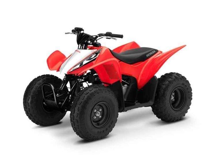 New 2017 Honda TRX 90X ATVs For Sale in Oklahoma.