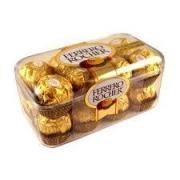 Ferrero Rocher 16 Pcs: A Box of 16 Pcs of Ferrero Rocher.  Product Code: PKCH002  Price: $12 / Rs 600