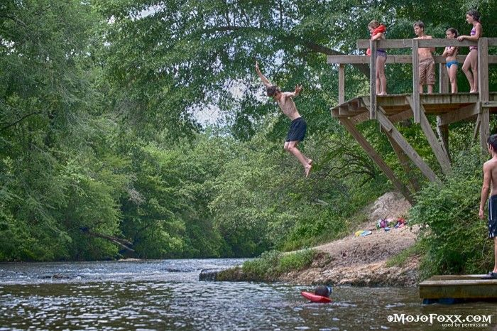Here Are 10 Mississippi Swimming Holes That Will Make Your Summer Epic