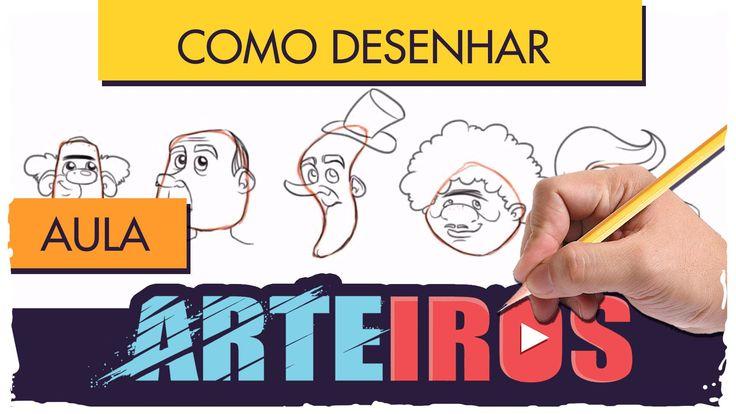 Estilo Cartoon | Curso de Desenho Online #03