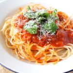 Pasta arrabiata - Vertruffelijk