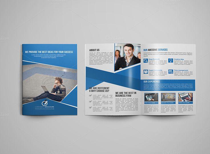Best Bifold Brochures Images On Brochures Bi Fold