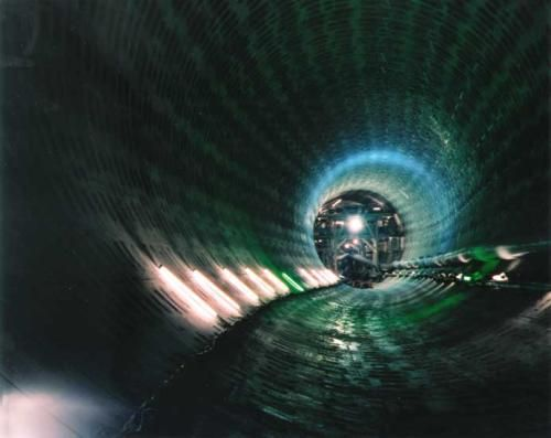 Image result for artwork for the deep tunnel
