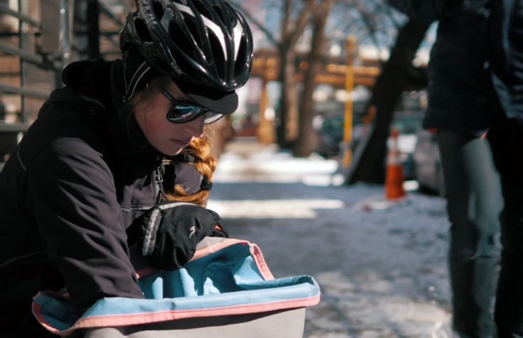 How Female Bike Messengers Are Fighting Street Harassment
