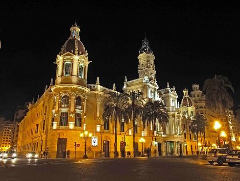 Plaza Ayuntamiento (Town Hall)