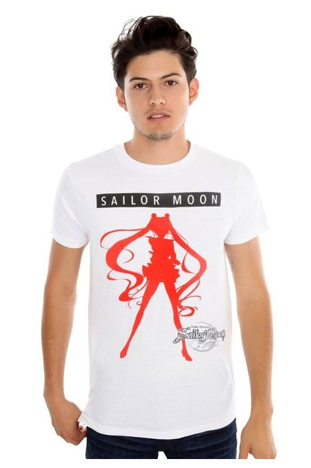 New official Hot Topic Sailor Moon t-shirt for men!