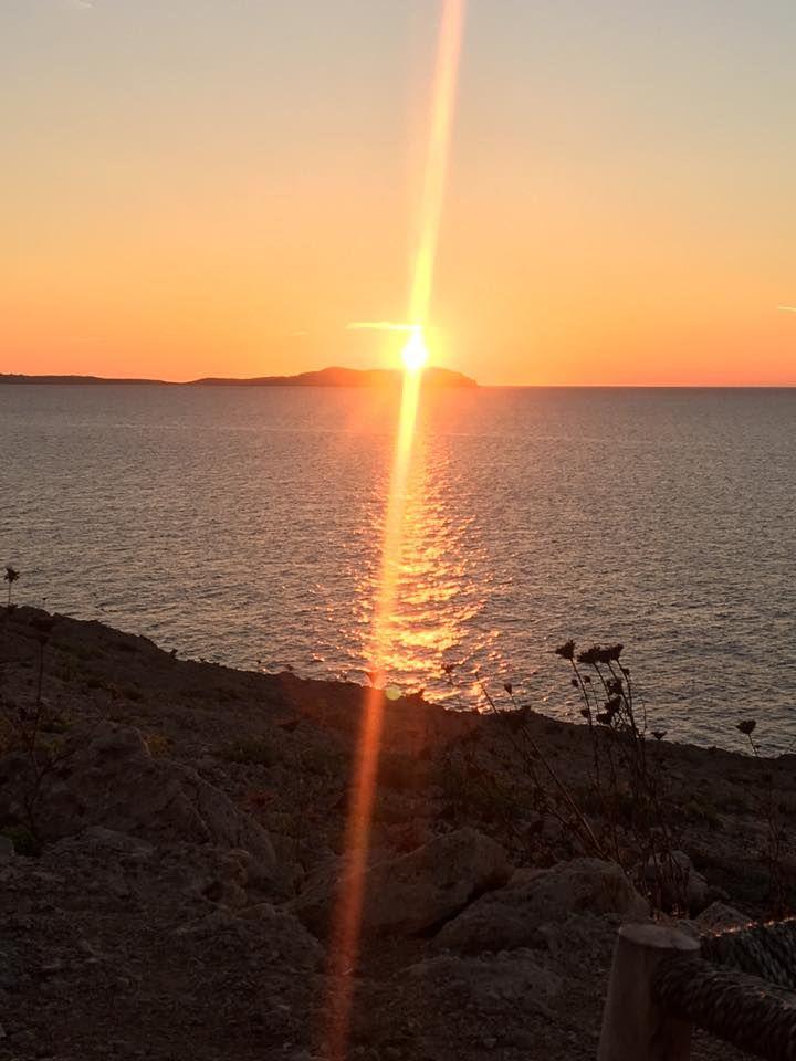 Ibiza Sunset 2017