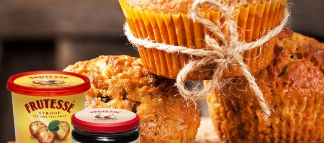 Amerikaanse Muffins Met Stroop En Pecannoten recept | Smulweb.nl