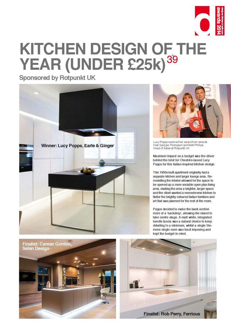 Kitchen Design Of The Year Under 25k DesignerAwards14 DesignerKBmag