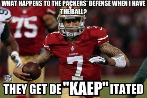 Colin Kaepernick Meme | Juan Elway
