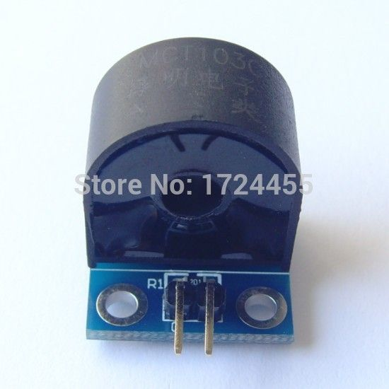 $2.38 (Buy here: https://alitems.com/g/1e8d114494ebda23ff8b16525dc3e8/?i=5&ulp=https%3A%2F%2Fwww.aliexpress.com%2Fitem%2F5A-measurement-of-single-phase-AC-current-transformer-current-sensor-module-module%2F32308269961.html ) 2015 Rushed Sale New Breadboard Diy Electronic Kit  5a Measurement Of Single Phase Ac Current Transformer Sensor Module for just $2.38