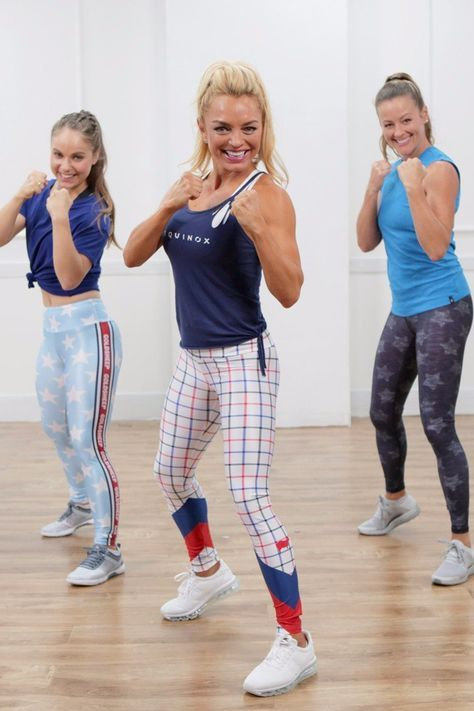 Get Seriously Cut and Burn 500 Calories With This Boxing Workout