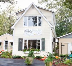 The Bird and the Bee is a quaint chapel-turned-shop brimming with plants · Smyrna  GeorgiaBee ...