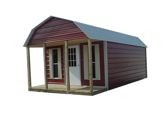 small buildings kits for sale | ... Style Wood and Metal ...