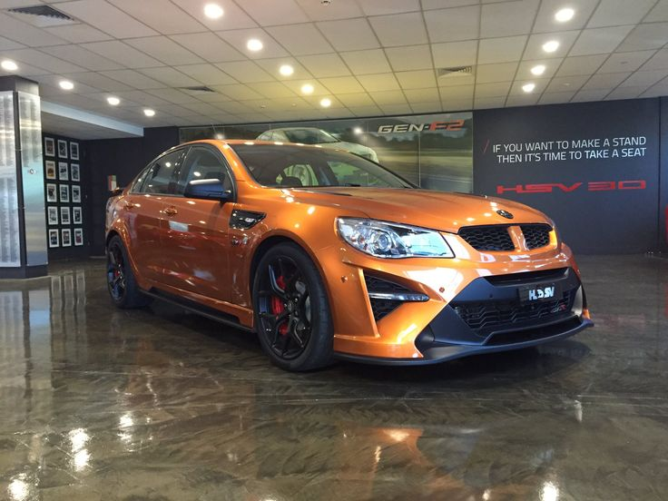 Hello sailor! The HSV GTS-R W1. Sold out. Weapon. Fast. Bonkers. @OfficialHSV #hsv #supercar #gtsr https://t.co/ScSR3syjrW www.carligious.com