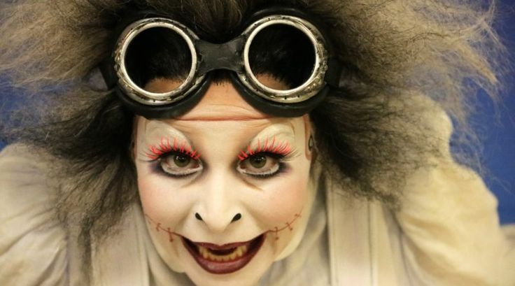 Clown Portraits That'll Give You Nightmares