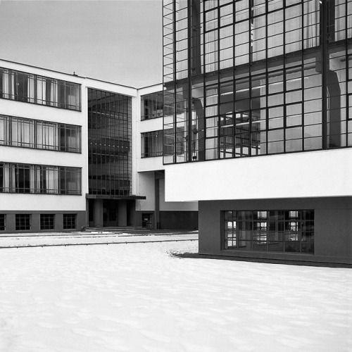 fiore-rosso:  Bauhaus Dessau.