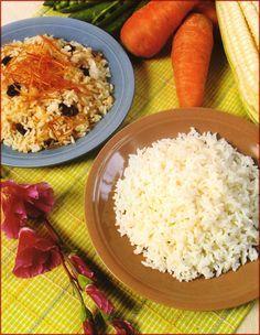 Arroz graneado y variaciones (Para 4 - 6 personas)