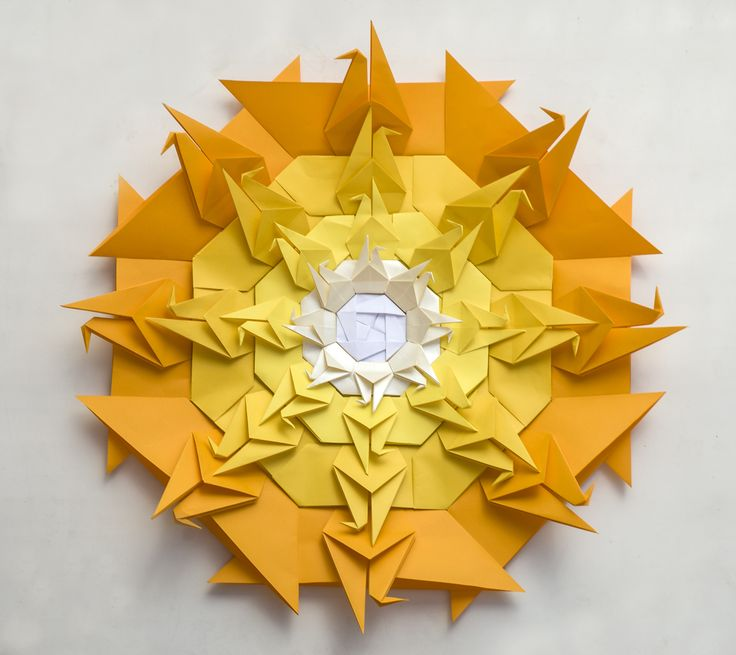 Mandala solar - Criação exclusiva Cecile de Luz