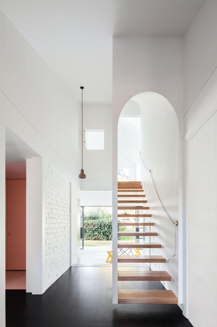 Beautiful floating stairs | Dwell