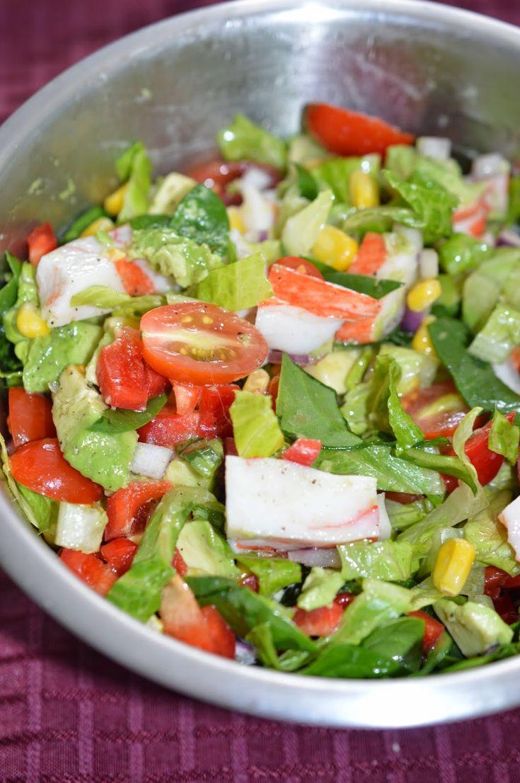 Lili popotte: Salade de goberge