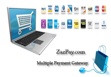Now we are near to the cashless world. we must do all transactions through #onlinepayment services. Depends upon that all e-commerce websites must provide #multiplepaymentgateways to their customers than only your   online business move on correct track. Don't worry #Zazpay provides Multiple payment gateways to you. Join with zazpay and fulfill your customer needs.