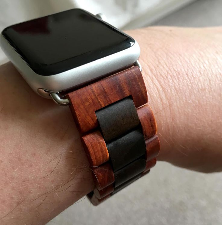 Unboxing review: Ottm hard wood Apple Watch bands