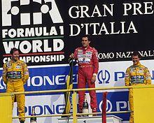 Ayrton Senna - Gran Premio d'Italia 1992