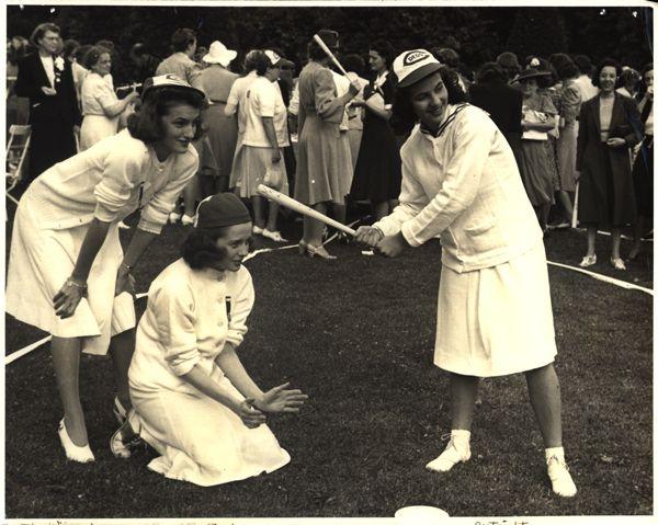 Kappa Alpha Theta 35th Convention, 1940, Mackinac Island, Mich. #theta1870