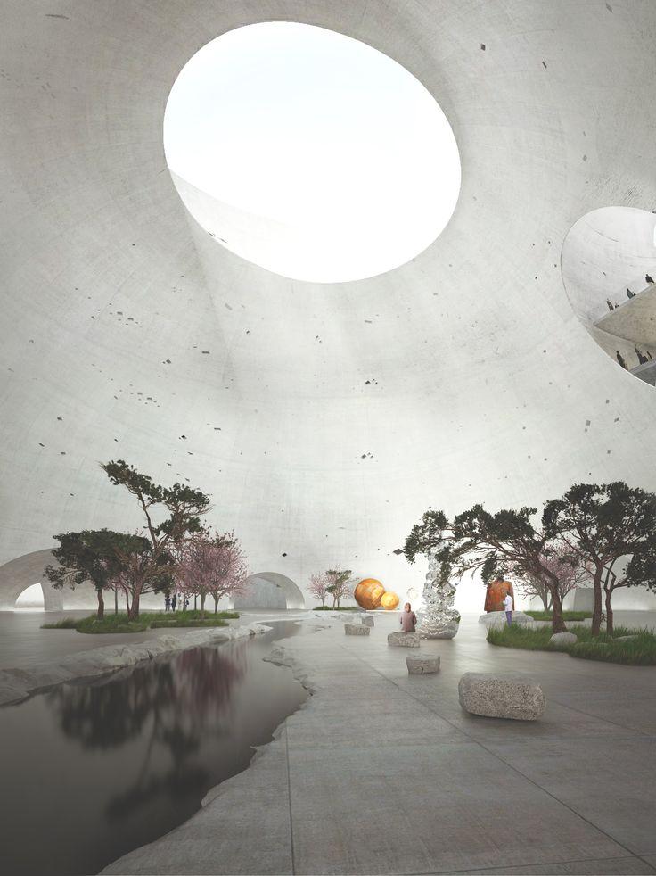 Guangzhou Art Museum - Christian Kerez