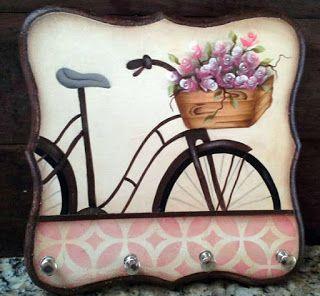 Eliane Artesanato: porta-chaves