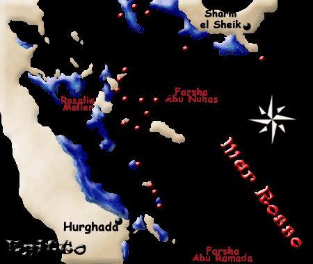 La Crociera Nord Mar Rosso