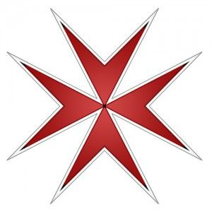 Maltese Cross Tattoo
