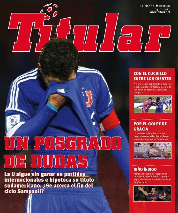 Universidad de Chile no gana partidos internacionales.