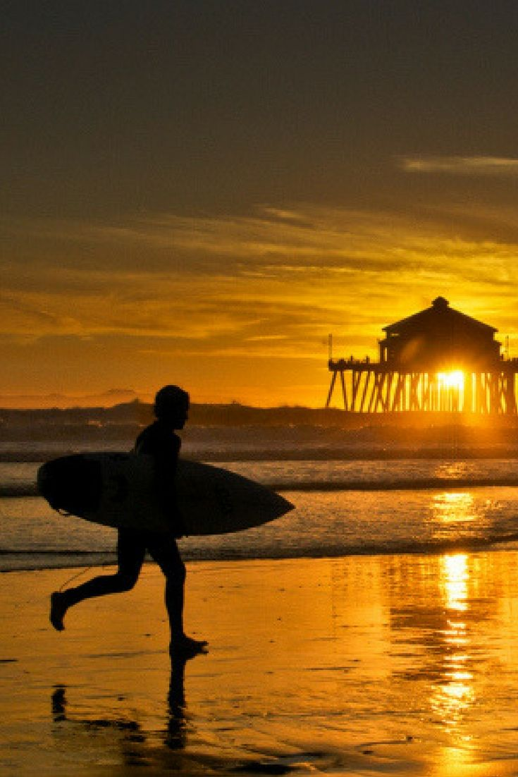 If you're looking to explore the California coast, and you've exhausted Venice Beach and the standard Los Angeles spots, here's what you should do in Surf City.