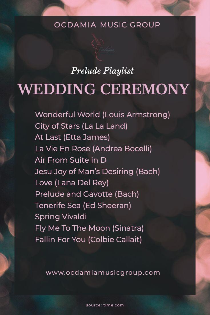 Event Music Playlist