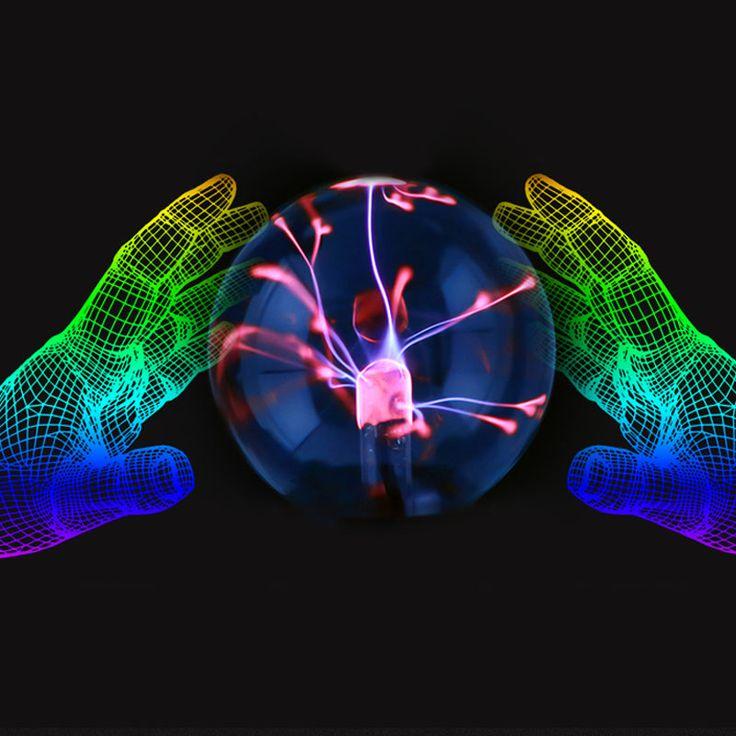 Free vận chuyển phong cách mới plasma ball sphere ánh sáng ma thuật pha lê và sạn holiday đèn 10 wát 5 v