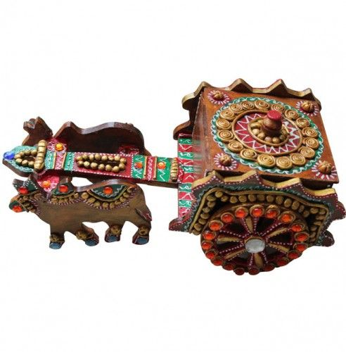 Buy Wooden Handicraft to give ideal look to your home decoration . Grab your best deal here @Handicrunch