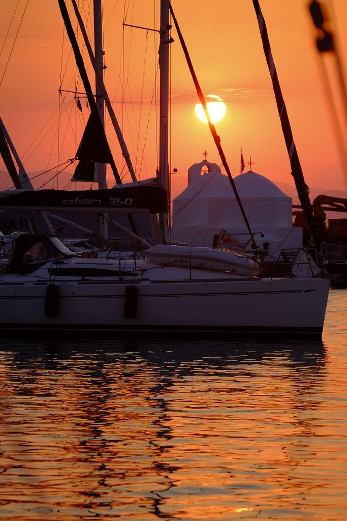 Aegina island , Greece