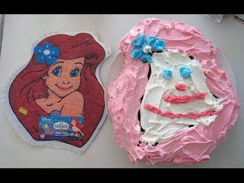 Топ 20 самых неудачных тортов на День Рождения